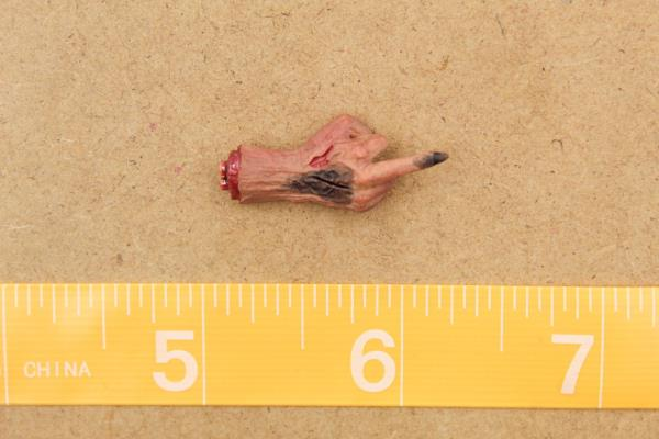 Hand Set w//Silver Hand 1//6 scale toy Evil Dead x2 Ash Williams