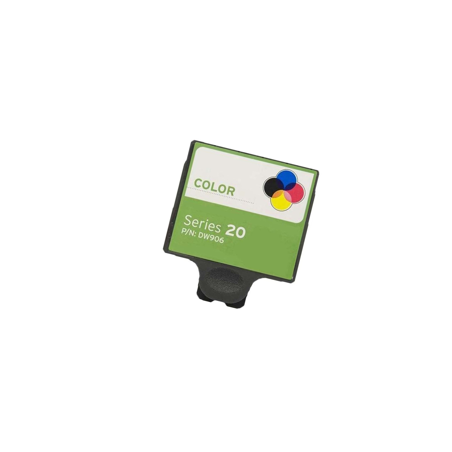 AB Volts Remanufactured Ink Cartridge Replacement for Dell DW905 for P703w Black,2-Pack