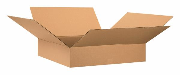 50-18 x 8 x 8 Corrugated Shipping Boxes Packing Storage Cartons Cardboard Box