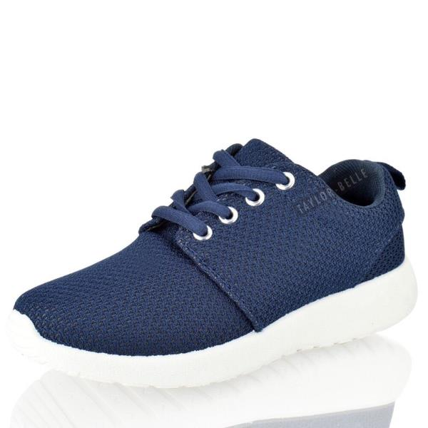Girls Boys kids Trainers Unisex Lace up