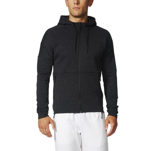 Details about [S98783] Mens Adidas ID Stadium Full Zip Hoodie Jacket Black