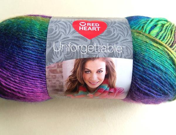 Woodlands  Red Heart Boutique Unforgettable Yarn  Lot Of 3  Same lot Number
