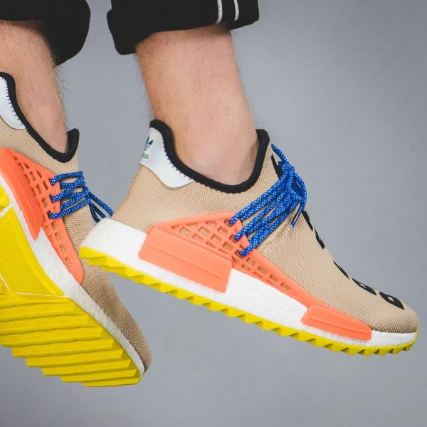 Adidas Originals PW Human Race NMD Tr Sneaker Pale Nude
