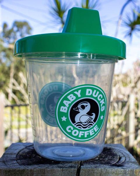 Gamago Sippy Cup Babychino