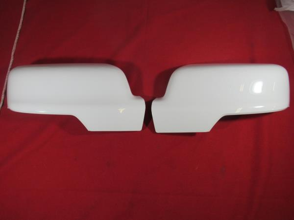 Summit SRMC-107PG Car Door Mirror Cover,Left Hand Side,in Grey Primer