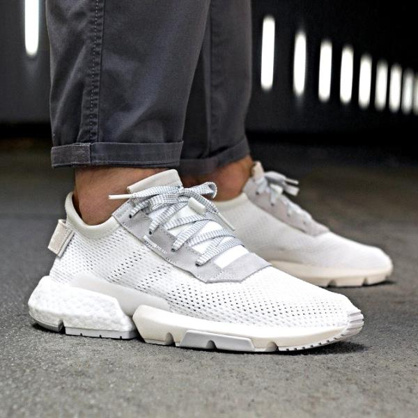 stable quality elegant shoes release date Details about Adidas Pod S3.1 Sneakers Total White Size 8 9 10 11 12 Mens  NMD Boost Y-3 Ultra
