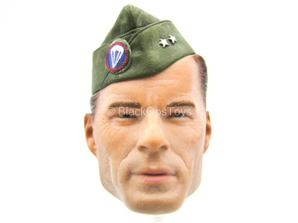 1//6 Scale Toy WWII Male Head Sculpt German General Kurt Arthur