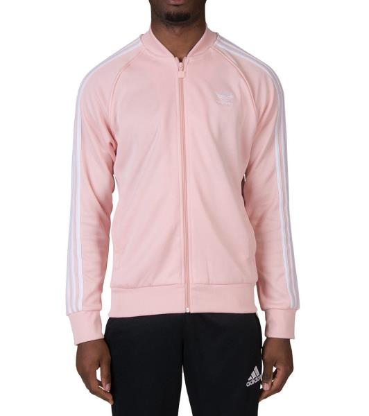 Details about [CE8041] Mens Adidas Originals SST Superstar Track Top Jacket Pink