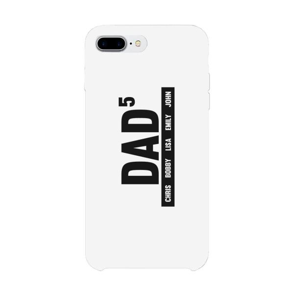 Personalized Rubberized Phone Case