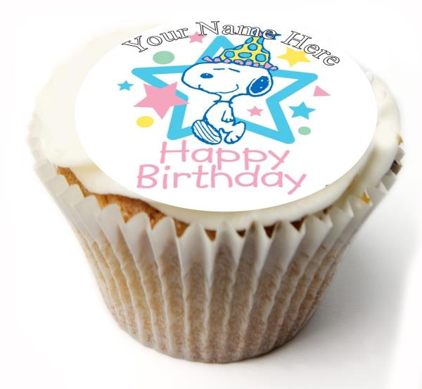 Rice paper,Icing fondant Sheets 99 Cupcake Toppers 21st twenty one personalised