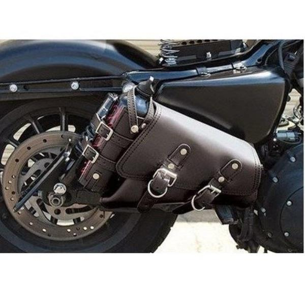 RIGHT SIDED SOLO BAG SWING ARM FOR HARLEY SOFTAIL HERITAGE DELUXE DEUCE DK2I