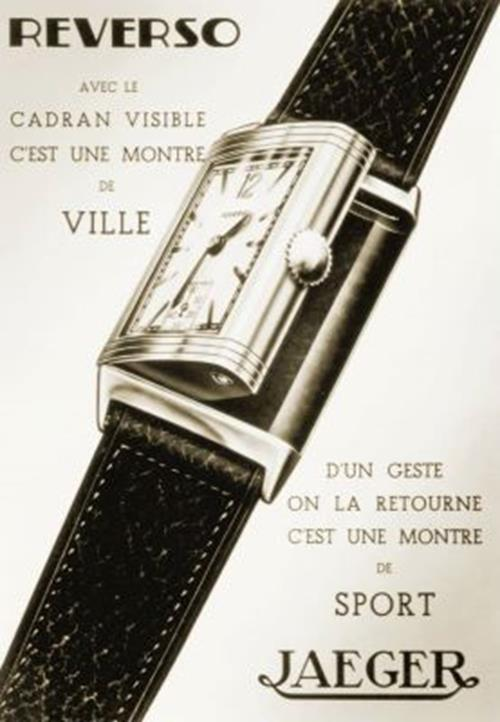 ExpertsWatches.com First Jaeger LeCoultre Reverso AD