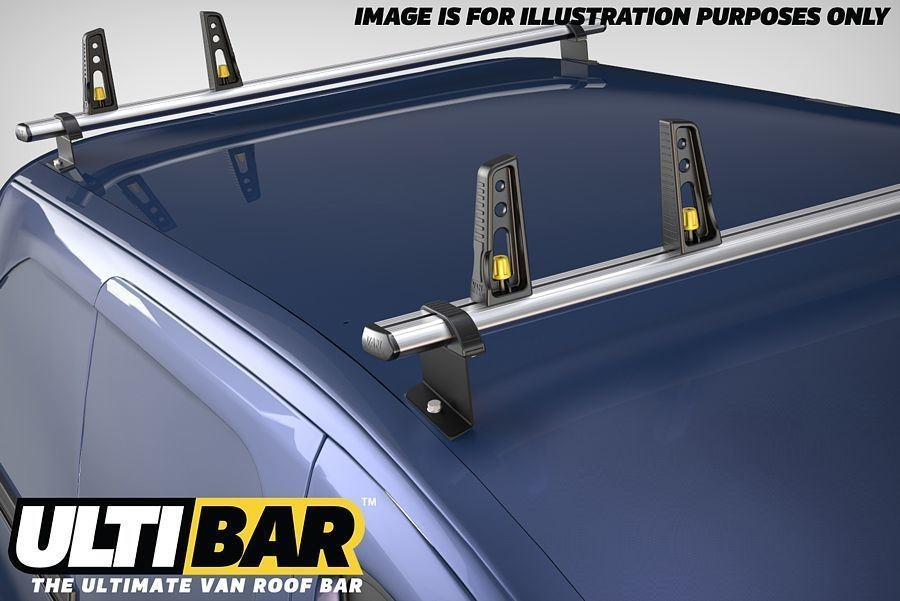 3 Roof Bars Land Rover Defender VG281-3