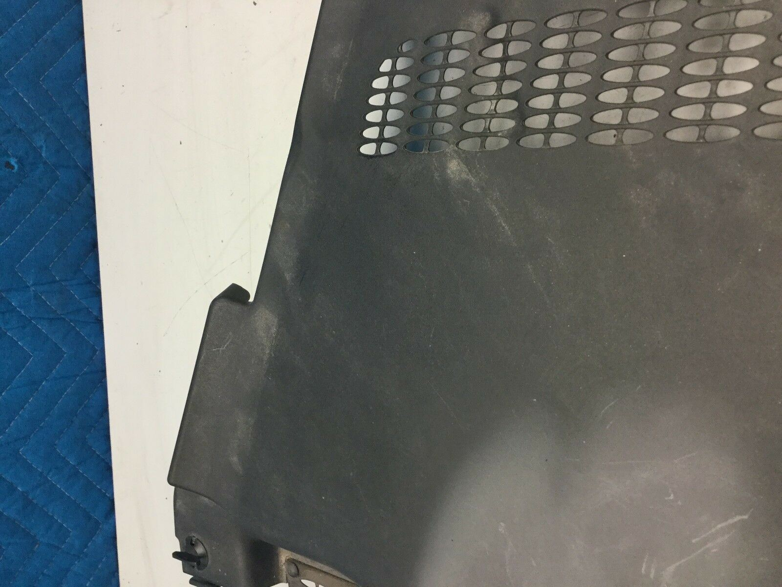Genuine Mercedes W461 front panel covering A4616896308 LHD left side