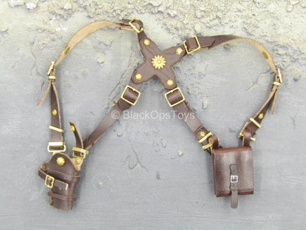 1 6 Scale Toy Uncharted 3 Nathan Drake Leather Like Shoulder