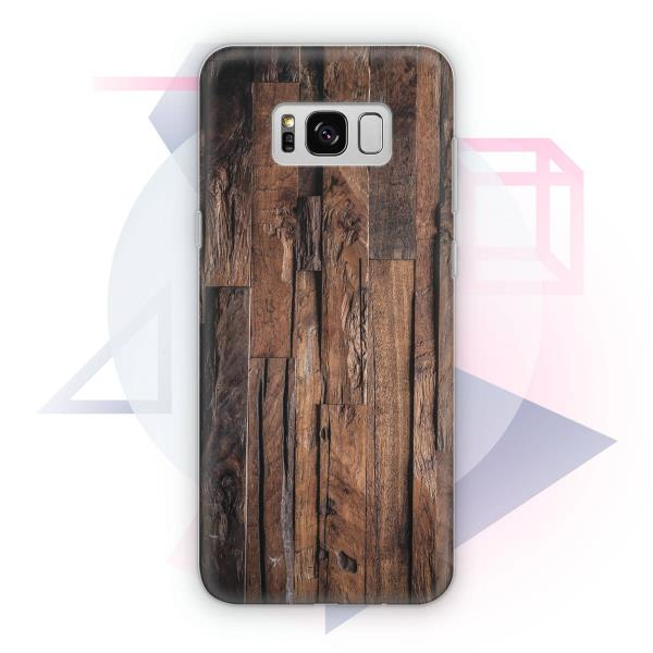 cover samsung s6 wood