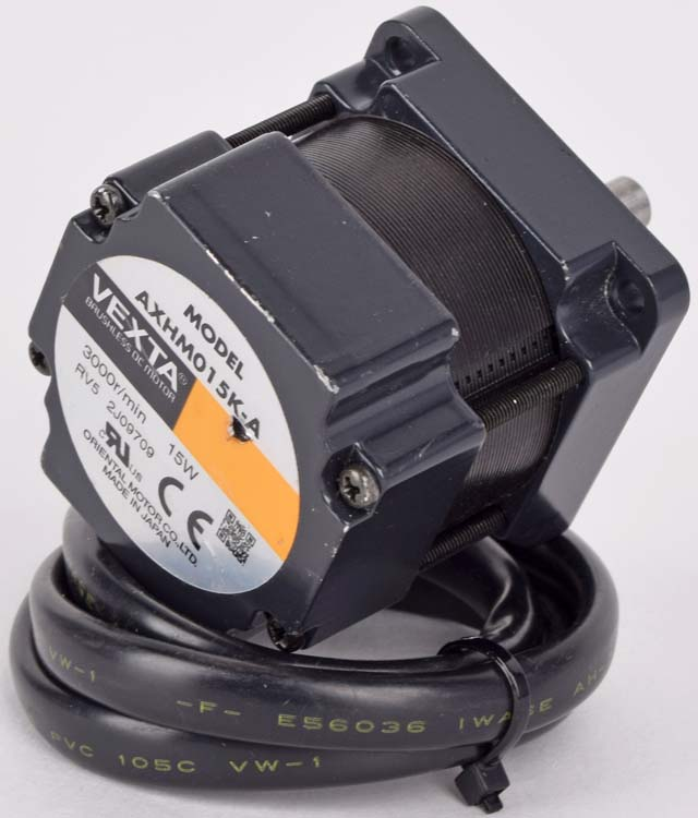 AXHM015K-A VEXTA STEPPING MOTOR Oriental Motor Co 15W BRUSHLESS DC