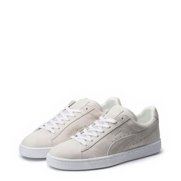 Details about [366287-01] Mens Puma Suede Classic White