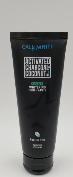 Activated Charcoal And Organic Coconut Oil Teeth Whitening