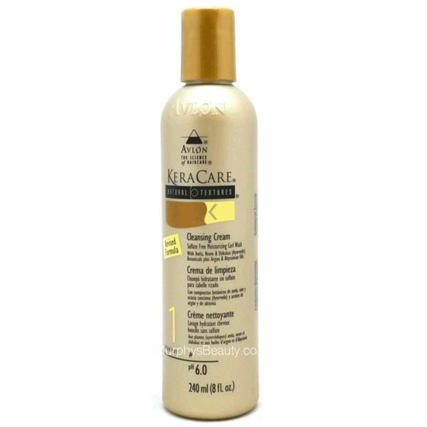 Keracare Natural Textures Cleansing Cream 8oz 796708330500 Ebay