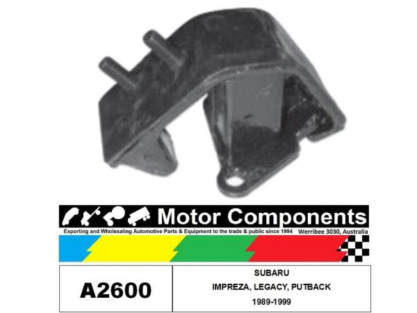 Engine Mount A2600 Rear For Subaru Impreza Legacy Outback Ebay