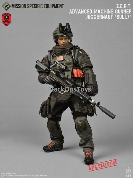OD Green FAST Helmet w//NVG /& Face Shield AMG Juggernaut 1//6 scale toy ZERT