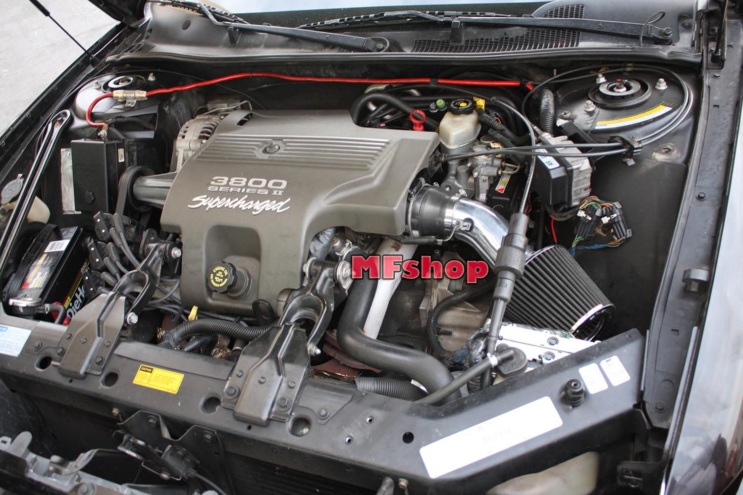 all black for 1995 1999 buick riviera 3 8l v6 air intake system kit filter ebay details about all black for 1995 1999 buick riviera 3 8l v6 air intake system kit filter