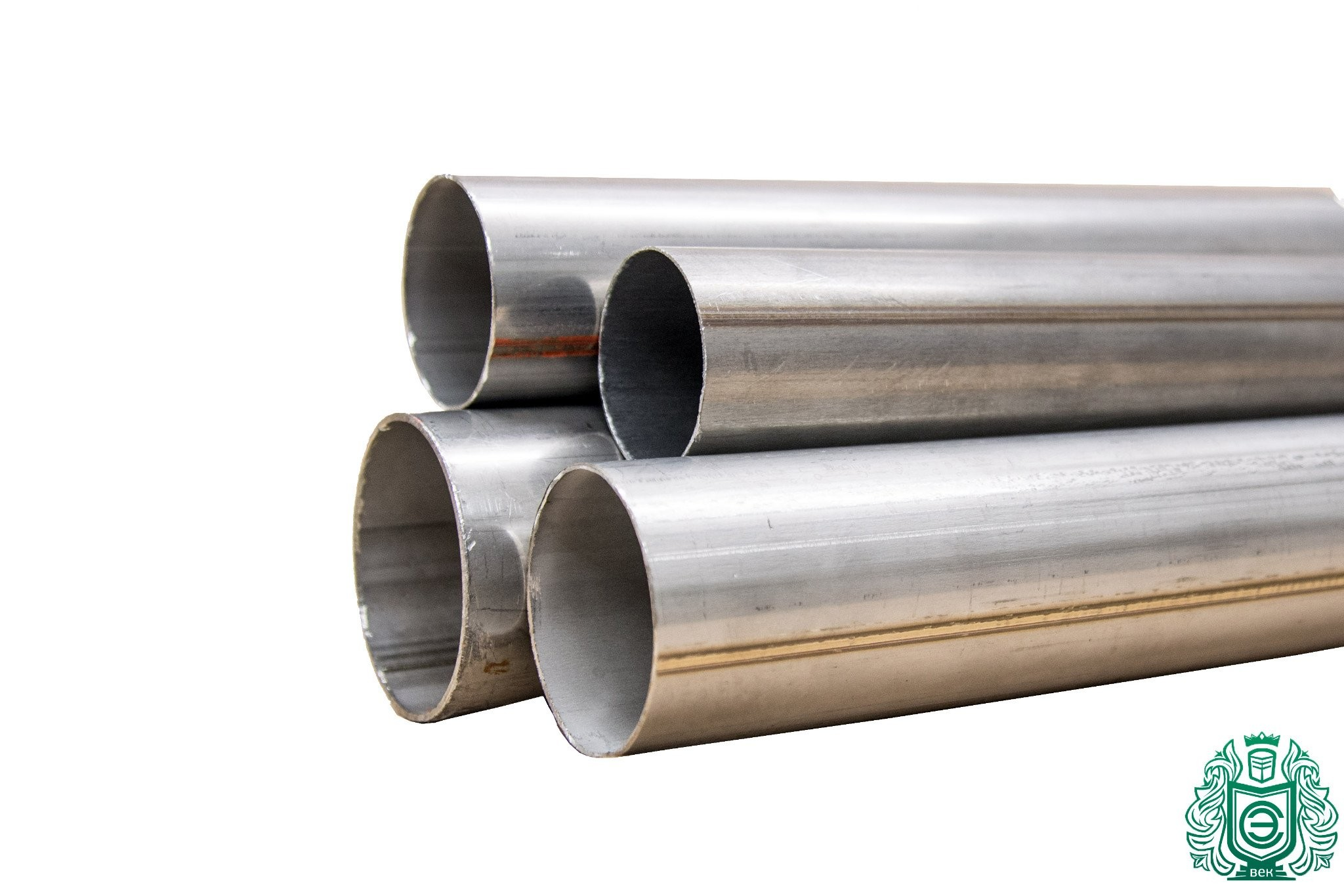 Stainless Steel Pipe/  / /Ø 40/ mm x 500/ mm 0,5/ m V2/ A Exhaust Tube 1.4301