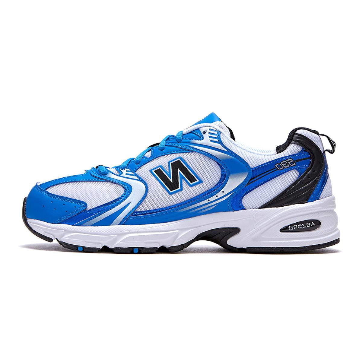 Details about [New Balance] 530 Retro Running Shoes Sneakers -  White/Blue(MR530SB)