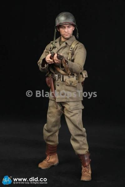 DID Sword WWII 77th INFANTRY DIV CAPTAIN SAM 1//6 ACTION FIGURE TOYS