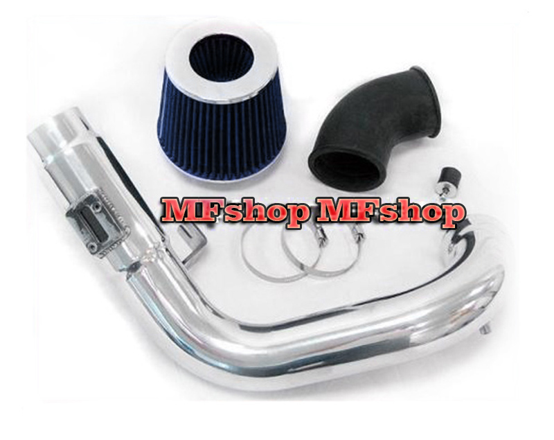 Cold Air Intake Kit BLUE Filter For 05-07 Chevy Cobalt SS 2.0L Supercharged