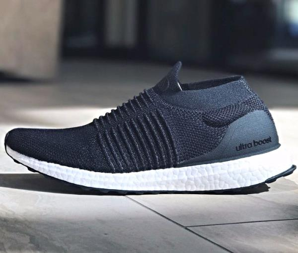 best sale save up to 80% united states Details about Adidas Running Ultra BOOST PK Primeknit Laceless Mid Core  Black nmd ltd