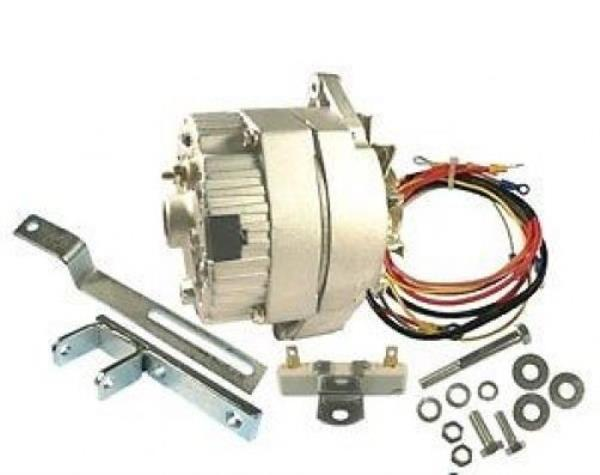 Made To Fit Ford Naa Jubilee 12 Volt Conversion Kit 604716708498 Ebay