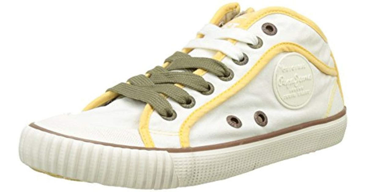 Womens Trainers Pepe Jeans Low-Top