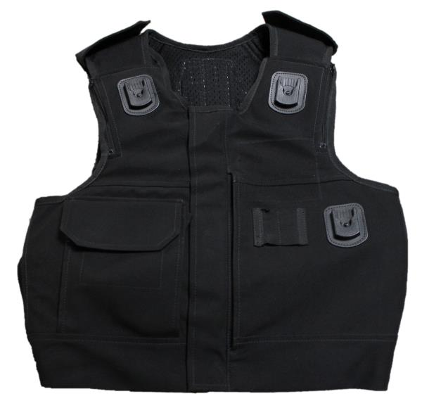 New Ex Police Aegis Hawk Body Armour Cover Tactical Vest Security !COVER ONLY!