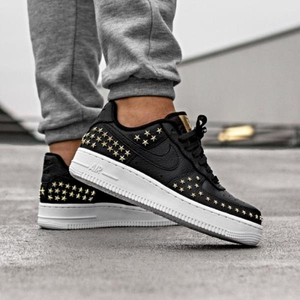 nike air force 1 studded