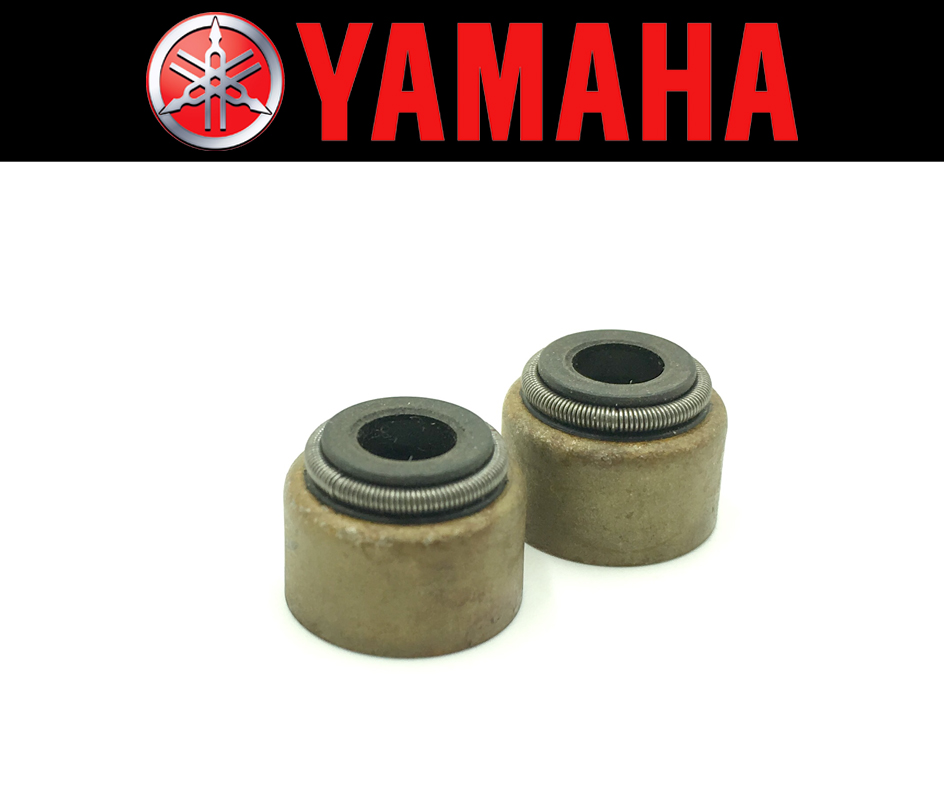 5 Intake /& Exhaust Valve Stem Seals Yamaha See Fitment Chart Set of