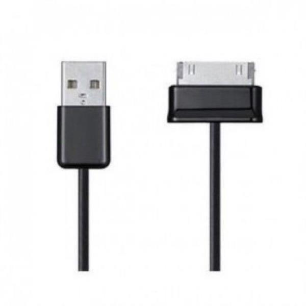 10X 6FT USB 30 PIN BLACK CABLE DATA SYNC CHARGER SAMSUNG GALAXY TAB TABLET 10.1