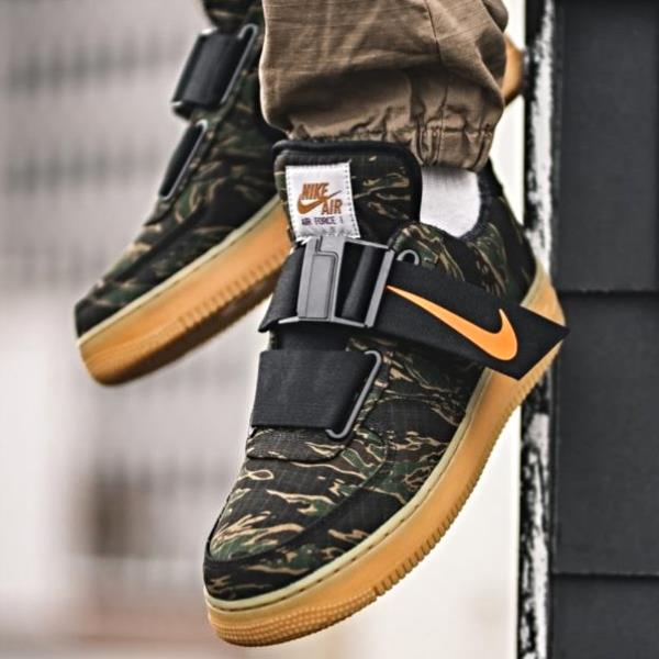 Nike X Carhartt Wip Air Force 1 Utility Low Premium
