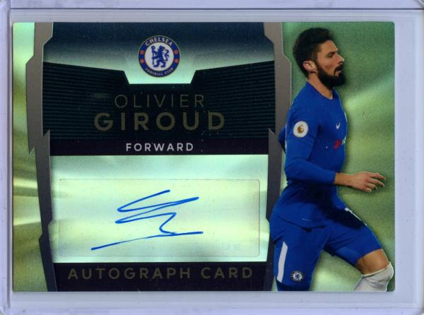 Match Attax 2018//19 Olivier Giroud Superstar Limited Edition LE6 Como Nuevo