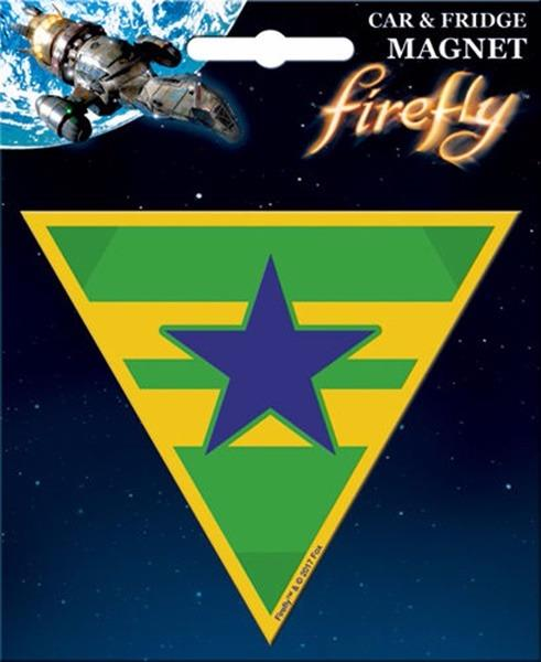Firefly TV Series Browncoats Independent Logo Refrigerator Magnet Serenity NEW