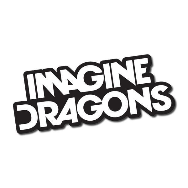 Imagine Dragons Sticker Decal Vinyl Car Window Laptop Ebay