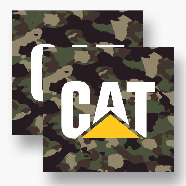 2x CONVERSE Camo Sticker Decal Classic Logo Car Truck Laptop Skateboard