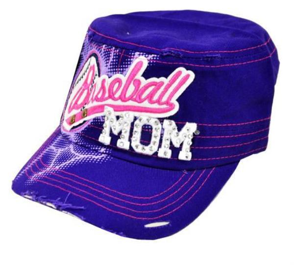 Blue Star Mom distressed embroidered hat ~ Blue Star Mom ~ Distressed ~ Embroidered ~ Hat ~ Camo ~ Denim
