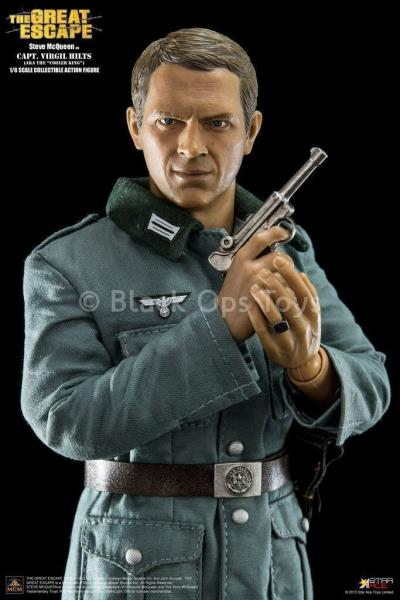 1//6 scale toy The Great Escape Steve McQueen Figure Base Stand