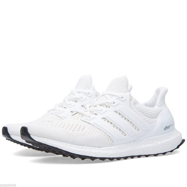 Adidas Ultra Boost 1.0 Triple White Men's Size 9.5