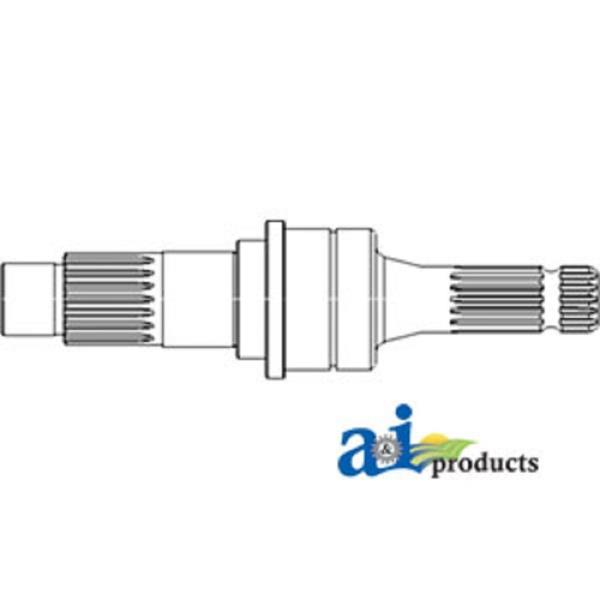 A-9843942 Ford Tractor Shaft Out-Put 8770; 8770A; 8870