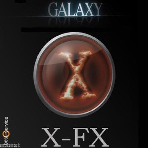X galaxy for mac shortcut
