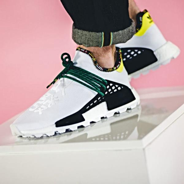 adidas human race inspiration pack white