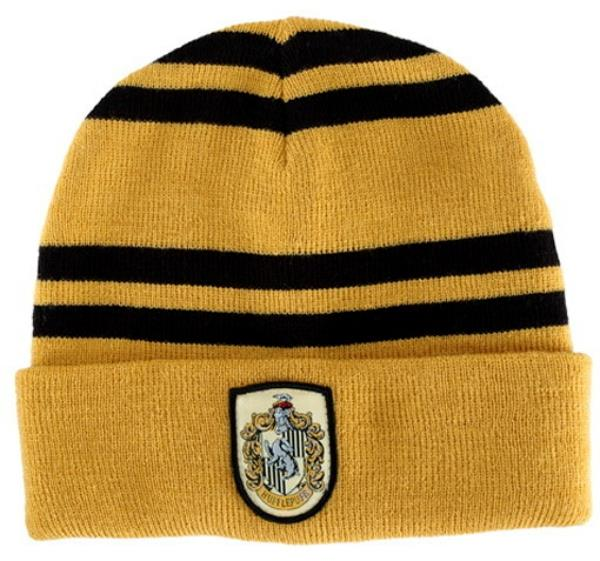 NEW UNUSED Harry Potter House of Ravenclaw Beanie Hat with Crest Logo
